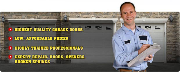 Nashville Overhead Garage Door Repair